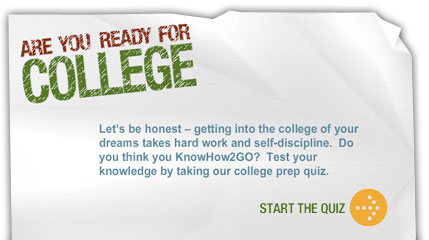 What are the steps i need to take to go to college???